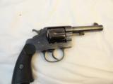 Fine Early (1903) Colt Short Barrel New Service .44-40 Revolver - 1 of 9