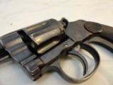 Fine Early (1903) Colt Short Barrel New Service .44-40 Revolver - 5 of 9