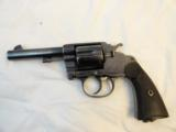Fine Early (1903) Colt Short Barrel New Service .44-40 Revolver - 2 of 9