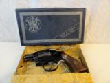 BoxedSmith Wesson Pre Model 12 Airweight (1960) - 1 of 10