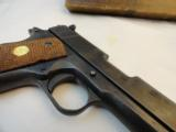 Pre Series 70 Colt Model 1911 .22 Conversion Complete Pistol 1964 - 9 of 10