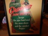 Large Framed 1937 Skeet Team Granger Die Cut Cardboard Advertising - 3 of 4