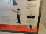 1940's Colt Police revolver Instruction Chart Poster - 4 of 4