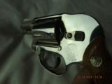 Boxed Smith & Wesson Model 38 Nickel Hammerless - 5 of 9