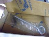 Boxed Smith & Wesson Model 38 Nickel Hammerless - 9 of 9