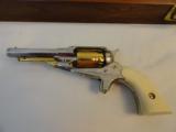 Cased Set of Engraved Remington 1858 & Pocket Model - 7 of 7