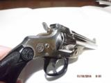 Smith & Wesson .32 Double Action Top Break London - 4 of 9