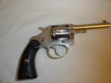 Colt Factory NickelPolice Positive .32 (1921) - 1 of 9
