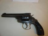 Smith & Wesson .44 Double Action Top Break 1897 London - 3 of 12