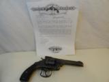 Smith & Wesson .44 Double Action Top Break 1897 London - 1 of 12
