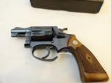 Boxed Early Smith Wesson Model 36 - 2 of 11