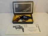 Boxed Early Smith Wesson Model 36 - 1 of 11