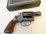 Boxed Early Smith Wesson Model 36 - 3 of 11