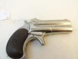 Fine Remington Over Under .41 Caliber Deringer.- 1 of 5
