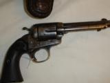 Fine Colt Bisley SAA Revolver - 2 of 11