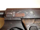 Nice Japanese Nambu Military Pistol- 5 of 12