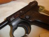 Nice Japanese Nambu Military Pistol- 8 of 12
