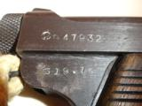 Nice Japanese Nambu Military Pistol- 6 of 12