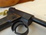 Nice Japanese Nambu Military Pistol- 7 of 12