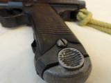 Nice Japanese Nambu Military Pistol- 9 of 12