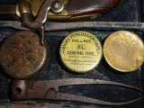 Fine Cased set of D. Egg London Boot Pistols - 10 of 11