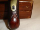 Fine Cased set of D. Egg London Boot Pistols - 3 of 11