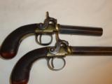 Fine Cased set of D. Egg London Boot Pistols - 7 of 11