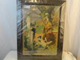 Fine Framed Hercules Powder 1920's Poster - 1 of 4