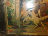 Fine Framed Hercules Powder 1920's Poster - 3 of 4