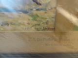 Nice Original Frame Dupont Advertising Store Display - 3 of 6