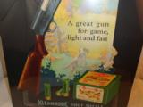 Fine 1930's Remington Die Cut Easle Back Store Model Display - 4 of 4