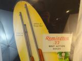 Fine 1930's Remington Die Cut Easle Back Store Model Display - 2 of 3