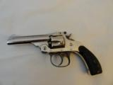 London Dealer Stamped Smith & Wesson 4th Model Double Action- 2 of 8