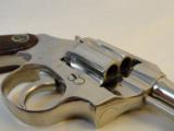 Fine Colt Police Positive .32 Nickel Revolver 1925 - 6 of 6