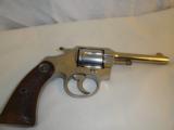 Fine Colt Police Positive .32 Nickel Revolver 1925 - 1 of 6