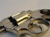 Fine Colt Police Positive .32 Nickel Revolver 1925 - 5 of 6