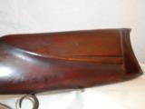 Rare Antique Drilling Combination Rifle Shotgun - 9 of 9