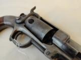 Lovely Allen & Wheelock Sidehammer Pocket Revolver - 10 of 11