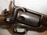 Lovely Allen & Wheelock Sidehammer Pocket Revolver - 5 of 11