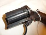 Antique Pinfire Folding Trigger Pepperbox - 5 of 5
