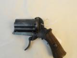 Antique Pinfire Folding Trigger Pepperbox - 2 of 5