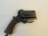 Antique Pinfire Folding Trigger Pepperbox - 3 of 5