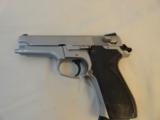 Smith & Wesson Stainless Model 5906 .9mm Semi Auto Pistol - 2 of 7