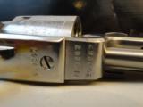 MIB Colt 2nd Gen. Stainless Model 1851 Navy Revolver - 4 of 8