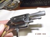 Belgium .22 Mag Folding Trigger Revolver - 3 of 7