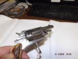 Belgium .22 Mag Folding Trigger Revolver - 5 of 7