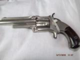 Cased Smith & Wesson Model 1 1/2 Tip up 2nd Issue - 2 of 7