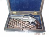 Cased Smith & Wesson Model 1 1/2 Tip up 2nd Issue - 1 of 7