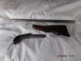 Antique Percussion Poachers Gun - 2 of 12