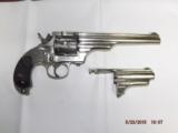 Merwin & Hulbert 4th Model Double Action 2 barrel set - 2 of 15